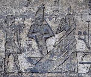The Resurrection of Osiris (Philae, 2nd-3rd C. BCE)