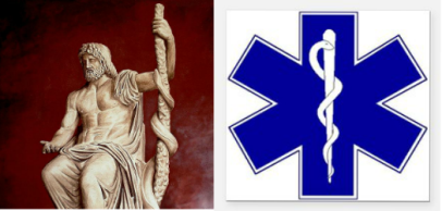 The Rod of Asclepius is, to this day, a universal symbol of medicine and healthcare.