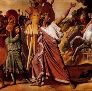 Romulus, Legendary Founder of Rome